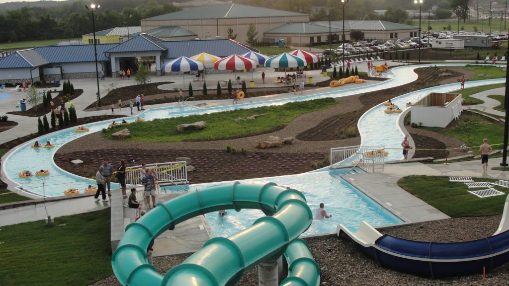 Fun waterpark Cape Girardeau!